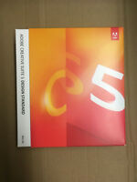 ADOBE Creative Suite CS5 Design Standard MAC deutsch Voll MWST BOX