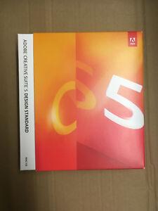 Adobe Photoshop CS5+Indesign+Illustrator Mac German Full Box Tax