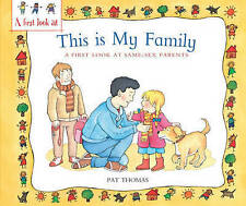 Same-Sex Parents: This is My Family (A First Look at...)-ExLibrary