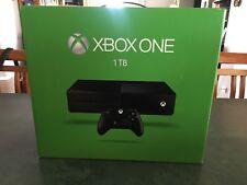 Microsoft Xbox One Black 1 TB Console