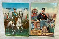 Antique Chromolithographs Early 1900s Printed in Germany