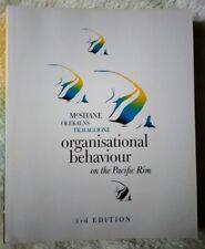 Organisational behaviour on the Pacific Rim 3e - McShayne et al.