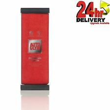 Autoglym Hi-Tech Finishing Buffing / Polishing Microfibre Red Cloth 40 x 40cm