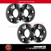 4Pcs 20mm 5x4.5 HubCentric Wheel Spacers 14x1.5 2015-2018 Ford Mustang