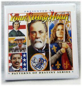 NEW Your Story Hour #7 Audio CD Album Volume Set Patterns of Destiny Seven