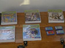 Large Lot of Leapster SONIC I Spy ANIMAL GENIUS Star Wars Math Game Cartridges