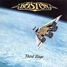 Third Stage by Boston MINT SILVER CENTER CD, Oct-1990, MCA (USA))