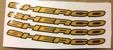 Sherco  Wheel Rim decal / sticker  set .