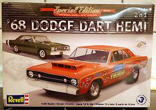 1968 Dodge Hemi Dart 2´n1, 1:25, Revell-USA 4217