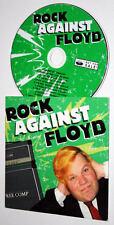 ROCK AGAINST FLOYD  *  Promo CD album 10 tracks (pink)