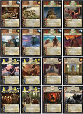 The History Channel Anachronism all 16 packs for Set 4 - Warriors Packs -English