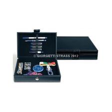 VALIGETTA scatola nera Prym per cucito porta lavoro oggetti similpelle 612818