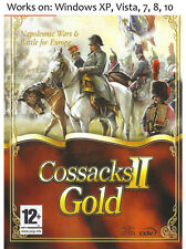 Cossacks II 2 Anthology PC Game
