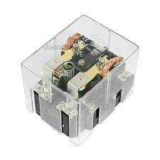 New JQX-62F-2Z Coil Voltage AC 220V 80A DPDT Electronmagnetic Relay