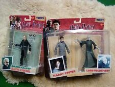 Harry Potter Lord Voldemort Draco Malfoy TOMY 5 inch Figures Neu OVP