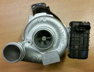Turbo Charger Mercedes S320 CDI W221 3.0 235 hp ; 765156-4 With Actuator