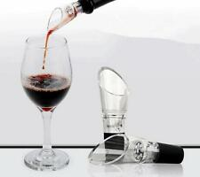 New 2015 White Superior Quality Wine Aerator Pour Spout Decanter