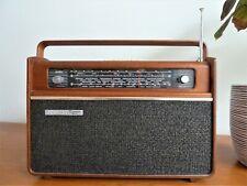Tandberg TTR-1 Portable Transistor Radio / Kofferradio 1963 - Working