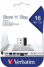 Verbatim Store 'n' Stay 16Go USB 2.0 Lecteur Flash