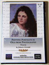 Johnnie Liliedahl: Victoria - Art Instruction DVD