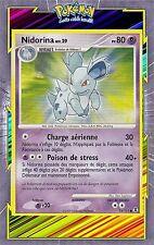 Nidorina -Platine 02: Rivaux Emergeants - 73/111 - Carte Pokemon Neuve Française