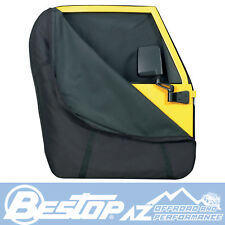 Bestop Full Steel Door Storage Jacket 76-16 Jeep CJ7 Wrangler & Unlimited