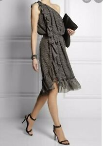 Isabel Marant Aiden silk dress, 40