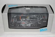 MAX MODELS 1/43 SAUBER MERCEDES C9 AEG LE MANS 1988 #61 CAR