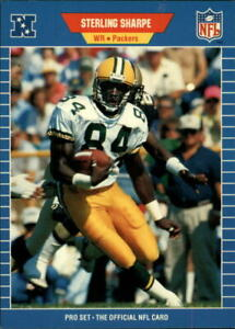 1989 Pro Set Update Football You Pick/Choose Cards #541-561 RC *FREE SHIPPING*
