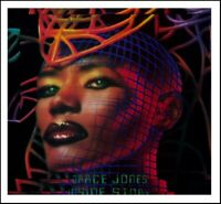 GRACE JONES - INSIDE STORY CD ~ 80's DANCE ROCK *NEW*