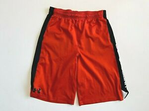 Under Armour Youth Performance Athletic Shorts XL