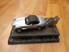 1/43 JAMES BOND 007 COLLECTION BMW Z8 THE WORLD IS NOT ENOUGH #4 CAR