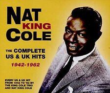 NAT KING COLE - THE COMPLETE U.S. & U.K. HITS 1942-1962 NEW CD