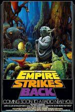 "Star Wars ""The Empire Strikes Back"" Yoda POSTER"