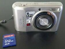 Nikon COOLPIX L19 8.0MP Digital Camera - Silver