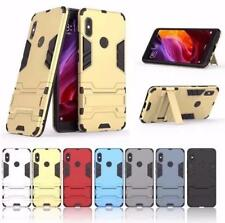 Cover Case Hybrid Iron Man Xiaomi Redmi S2 Shockproof + Glass to Choose