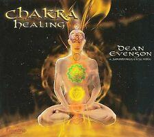 "Chakra Focus CD: ""Chakra Healing"" by Dean Evenson and Soundings Ensemble"