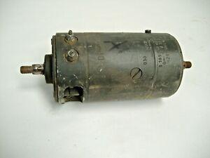 VW Bus 38 amp generator 68 - 71 yr  211903031D  101302083084  #24