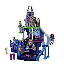 MONSTER HIGH Large DELUXE DOLL HOUSE Pool Party Mansion Playset Age 6-12 Yrs NEW
