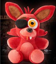 FNAF Sanshee Plushie Five Nights at Freddy's Toy  Plush Red Foxy Kids Doll S99