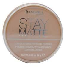 Rimmel Stay Matte Long Lasting Pressed Powder #011 Creamy Natural