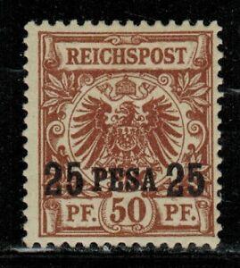 German East Africa #5 1893 MLH