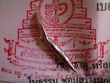 2 authentiques amulet thai, LEKLAI WATCHARATATH + amulette LP SOMPORN, talisman