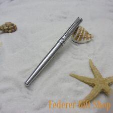 LISEUR Fountain pen Silver EF Nib gift ink pen L9021
