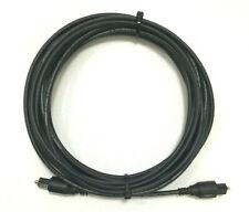 Genuine AudioQuest Forest OptiLink Toslink Optical Digital Cable - 5M Length