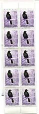 1993 Papua New Guinea K2.10 Bird of Paradise MUH Short Stamp Booklet