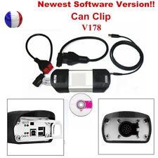 NEW Can Clip V178 for  Diagnose OBD2 Diagnostic Interface Scanner Tool E6