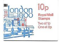 Fa10 London 1980 Black bar on cover Ref 16796