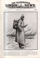 1915 London News May 1 - The Fall of Przemysl; Gas is used; Dardanelles loss