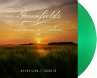 Barry Gibb Brothers Bee Gees Greenfields Songbook Vol 1 Limited Green Vinyl LP
